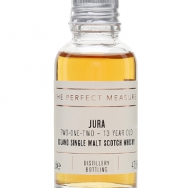 Jura Two-One-Two 2006 Sample / 13 Year Old Island Whisky