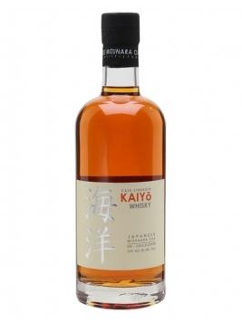 Kaiyo Mizunara Oak Cask Strength Japanese Whisky