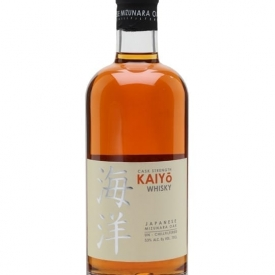 Kaiyo Mizunara Oak Cask Strength Japanese Whisky