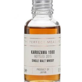 Karuizawa 1980 Sample / Bot.2015 Japanese Single Malt Whisky