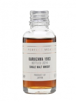 Karuizawa 1983 Sample / Bot.2014 Japanese Single Malt Whisky