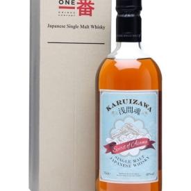 Karuizawa Spirit of Asama / 48% Japanese Single Malt Whisky