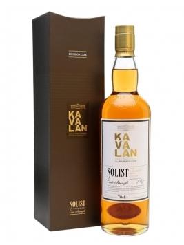 Kavalan Solist Bourbon Cask #031A (2010) Taiwanese Single Malt Whisky