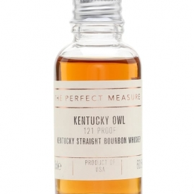 Kentucky Owl Straight Bourbon 121 Proof Sample