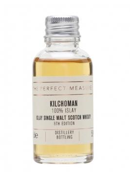 Kilchoman 100% Islay Sample / 2018 Release / 8th Edition Islay Whisky