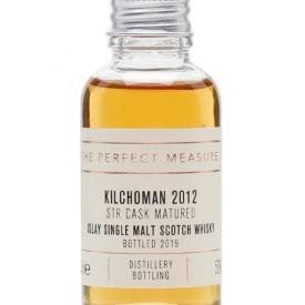 Kilchoman 2012 Sample / STR Cask Matured / 2019 Edition Islay Whisky