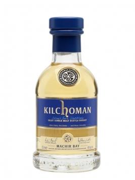 Kilchoman Machir Bay / Small Bottle Islay Single Malt Scotch Whisky