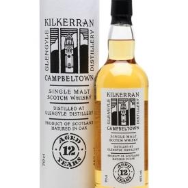Kilkerran 12 Year Old Campbeltown Single Malt Scotch Whisky