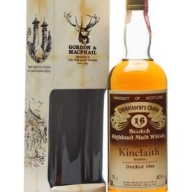 Kinclaith 1966 / 16 Year Old / Connoisseurs Choice Lowland Whisky