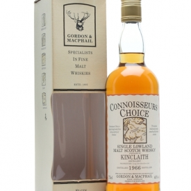 Kinclaith 1966 / Connoisseurs Choice / Bot.1980s Lowland Whisky