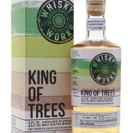 King of Trees Highland 10 Year Old / Whisky Works Highland Whisky