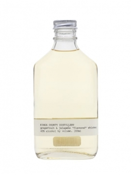 Kings County Grapefruit & Jalapeno Grain Spirit American Grain Spirit