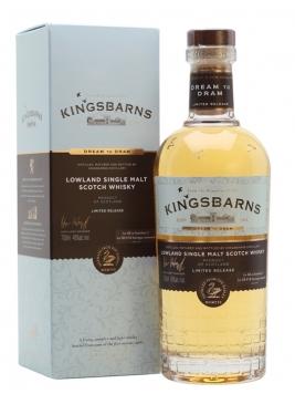 Kingsbarns Dream to Dram Lowland Single Malt Scotch Whisky