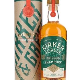 Kirker & Greer Shamrock Blended Irish Whiskey
