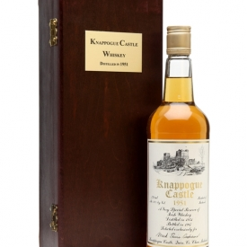 Knappogue Castle 1951 / Bot.1987 Single Pot Still Irish Whiskey