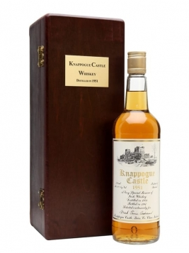 Knappogue Castle 1951 / Bot.1987 Single Pot Still Irish Whiskey
