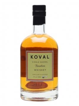 Koval Bourbon American Single Barrel Bourbon Whiskey