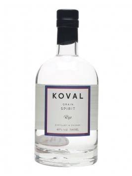 Koval Rye Grain Spirit American Grain Spirit