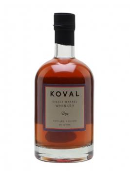 Koval Rye Whiskey American Single Barrel Rye Whiskey