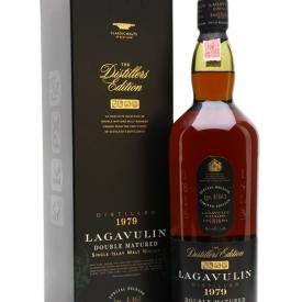 Lagavulin 1979 / Distillers Edition Islay Single Malt Scotch Whisky