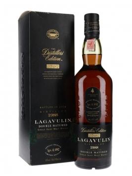 Lagavulin 1988 / Bot.2004 / Distillers Edition Islay Whisky