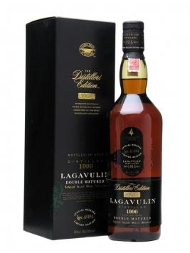 Lagavulin 1990 Distillers Edition Islay Single Malt Scotch Whisky