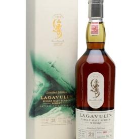 Lagavulin 1991 / 21 Year Old / Bot.2012 / Sherry Cask Islay Whisky