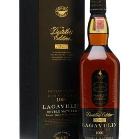 Lagavulin 1991 Distillers Edition / Bot.2007 Islay Whisky