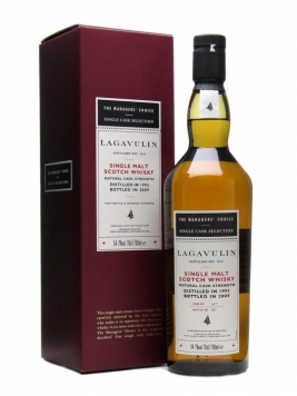 Lagavulin 1993 / 15 Year Old / Managers Choice / Sherry Cask Islay Whisky