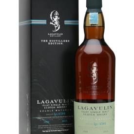 Lagavulin 1999 Distillers Edition / Bot.2015 Islay Whisky