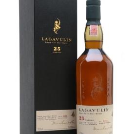 Lagavulin 25 Year Old Islay Single Malt Scotch Whisky