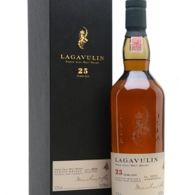 Lagavulin 25 Year Old Islay Single Malt Scotch Whisky