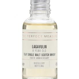 Lagavulin 8 Year Old Sample / 200th Anniversary Islay Whisky