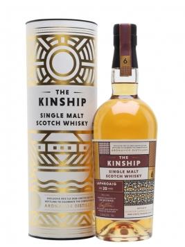 Laphroaig 1998 / 20 Year Old / The Kinship Islay Whisky