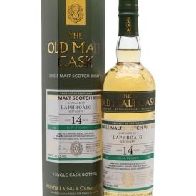 Laphroaig 2004 / 14 Year Old / Old Malt Cask Islay Whisky