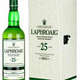 Laphroaig 25 Year Old 2016 Release