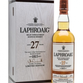 Laphroaig 27 Year Old / Bot.2017 Islay Single Malt Scotch Whisky