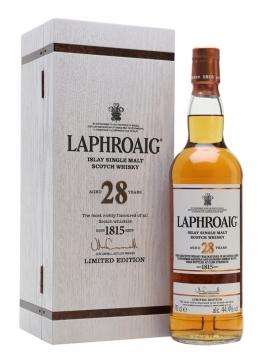 Laphroaig 28 Year Old / Bot.2018 Islay Single Malt Scotch Whisky