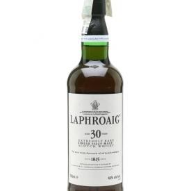 Laphroaig 30 Year Old Islay Single Malt Scotch Whisky
