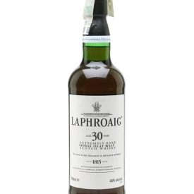Laphroaig 30 Year Old Islay Single Malt Scotch Whisky