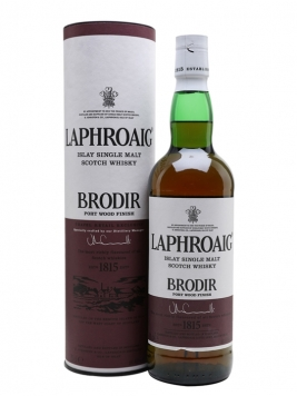 Laphroaig Brodir / Port Finish Islay Single Malt Scotch Whisky