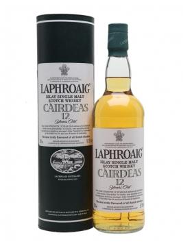 Laphroaig Cairdeas 12 Year Old Islay Single Malt Scotch Whisky