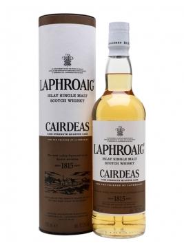 Laphroaig Cairdeas / Cask Strength Quarter Cask Islay Whisky