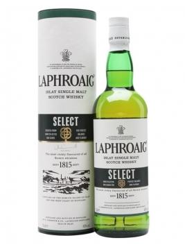 Laphroaig Select Islay Single Malt Scotch Whisky