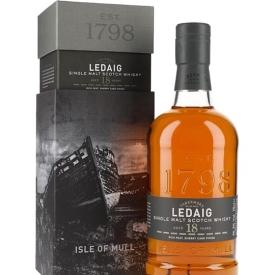 Ledaig 18 Year Old Island Single Malt Scotch Whisky