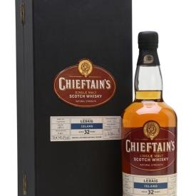 Ledaig 1973 / 32 Year Old / Chieftan's Choice Island Whisky