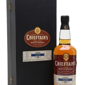 Ledaig 1973 / 32 Year Old / Chieftan's Choice Island Whisky