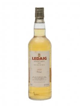 Ledaig 1974 Island Single Malt Scotch Whisky