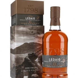 Ledaig 1997 / Manzanilla Finish Island Single Malt Scotch Whisky