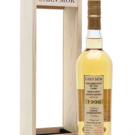 Ledaig 1998 / 20 Year Old / Carn Mor Island Single Malt Scotch Whisky